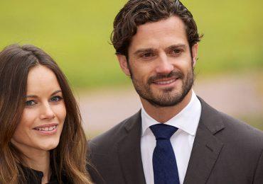 ¡Carlos Felipe y Sofía de Suecia esperan a su segundo hijo!