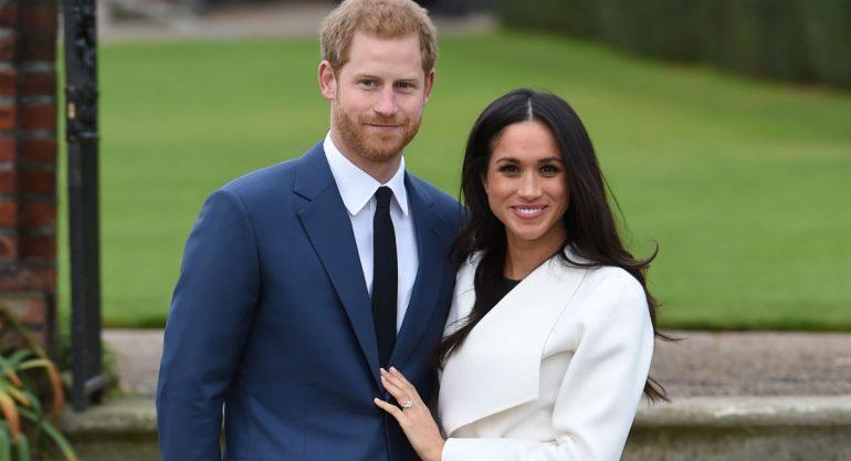 ¡El príncipe Harry y Meghan Markle están comprometidos!