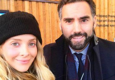 ¡Enrique Acevedo y Florentina Romo esperan a su primer hijo!