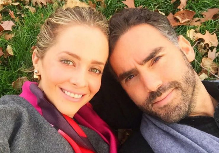 ¡Florentina Romo y Enrique Acevedo ya son papás!