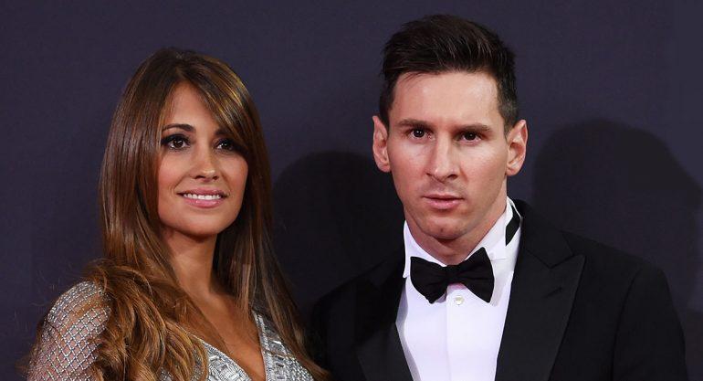 ¡Lionel Messi y Antonella Roccuzzo se casan!