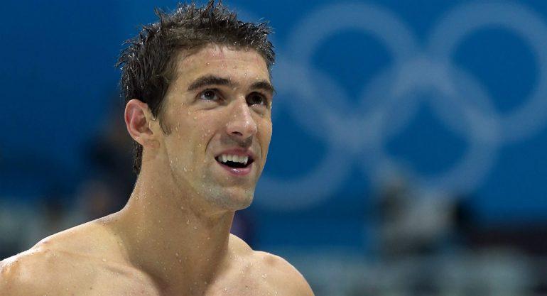 ¡Michael Phelps ya es papá!