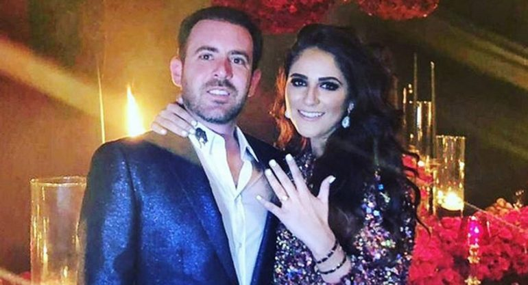 ¡Perla Ealy está comprometida!