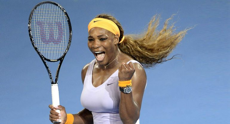 ¡Serena Williams está embarazada!