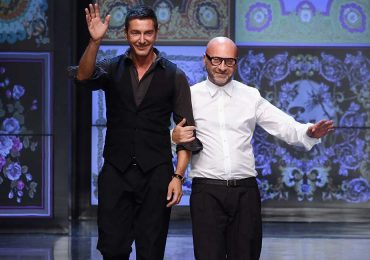 ¡Stefano Gabbana orgulloso de vestir a Melania Trump!