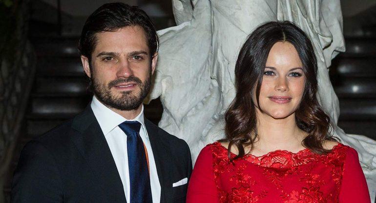 ¡Ya nació el hijo de la princesa Sofía y el príncipe Carlos Felipe de Suecia!