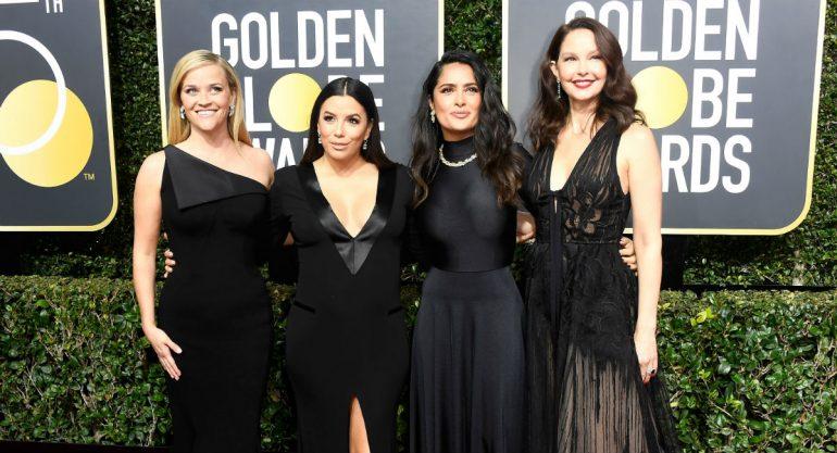 ¿Cómo hablar de moda en los Golden Globes cuando tenemos que hablar de #TIMESUP?