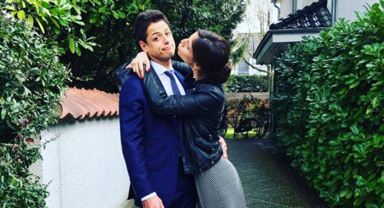 ¡'Chicharito' y Lucía Villalón se casan!