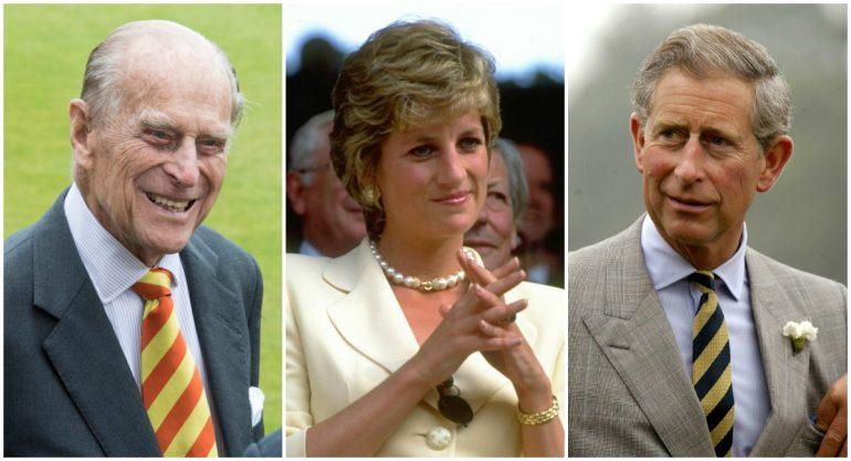 ¿Duque de Edimburgo solapó infidelidad del príncipe Carlos?