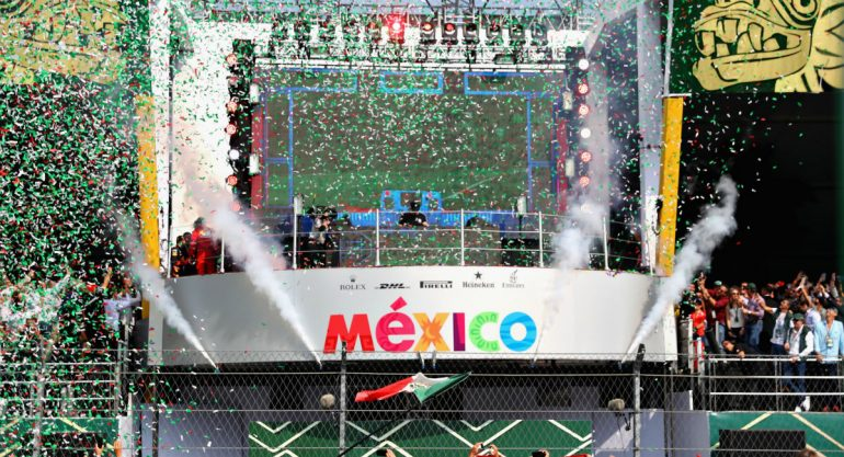 ¿Por qué el Gran Premio de México es el mejor del mundo?