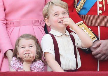 ¿Qué papel jugarán los príncipes George y Charlotte en la boda de Harry y Meghan?