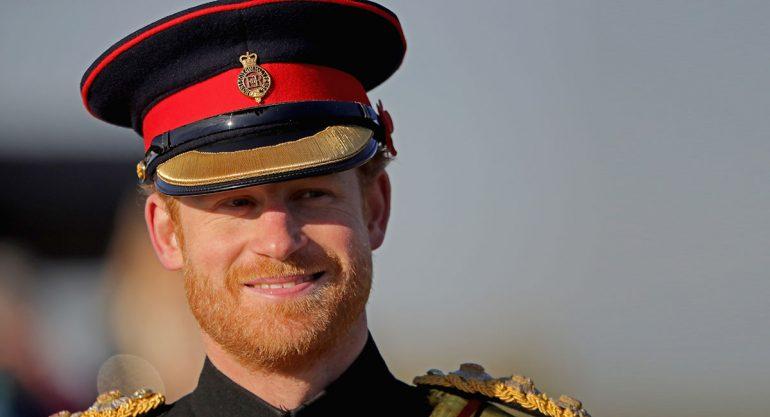 ¿Qué significa ser príncipe para Harry?