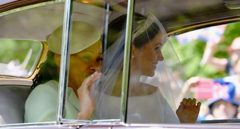 ¿Quién diseñó el vestido de novia de Meghan Markle?