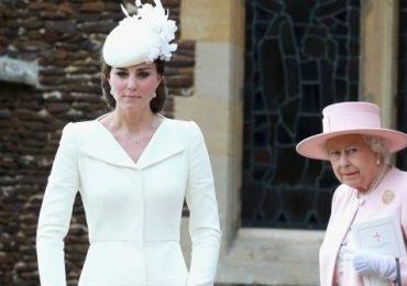 ¿Tensión entre Kate Middleton y la reina Isabel II?