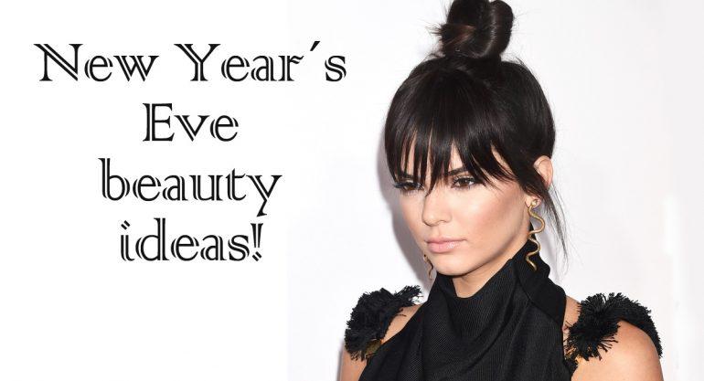 10 beauty ideas para darle la bienvenida a 2016