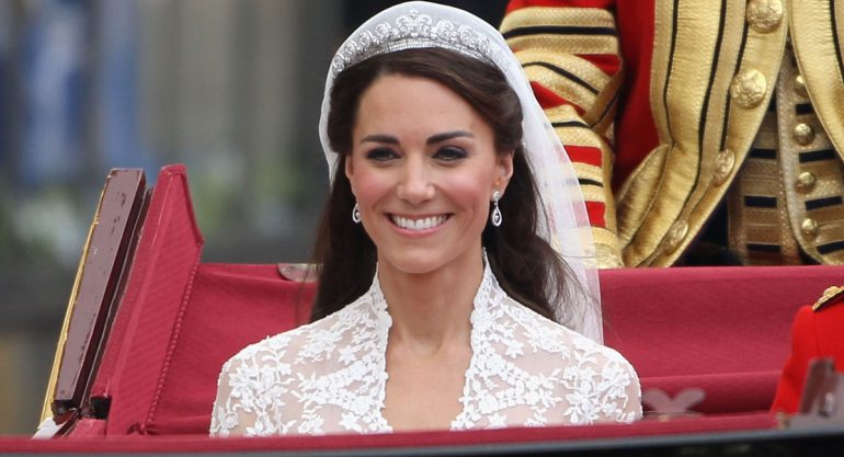 10 datos curiosos de Kate Middleton