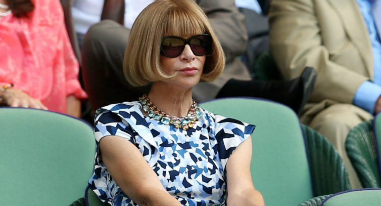 10 memorables frases de Anna Wintour