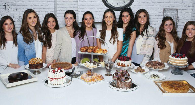 10 socialités con amor por la repostería