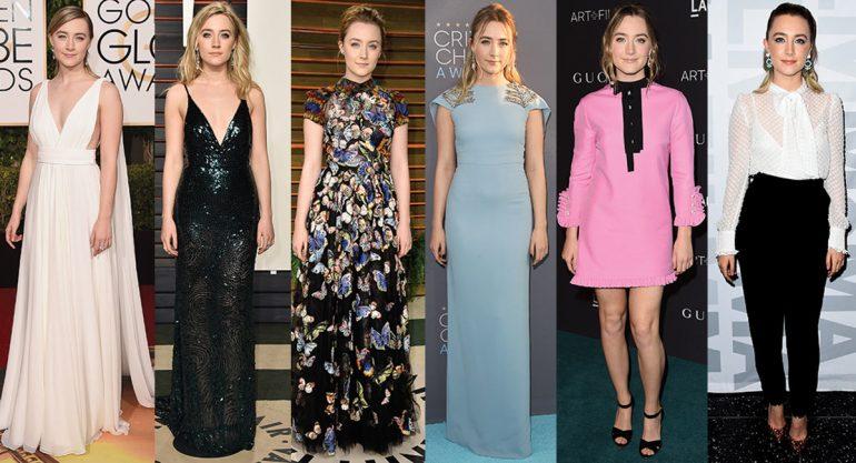 15 looks de Saoirse Ronan que amamos