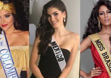 17 latinas que participan en Miss Universo 2017