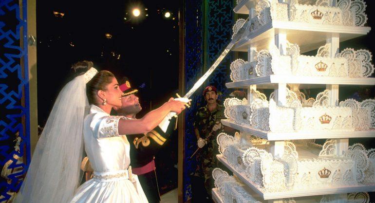 7 pasteles de la realeza con historia