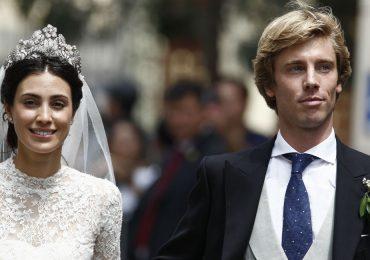 Alessandra de Osma y Christian de Hannover: la boda de ensueño
