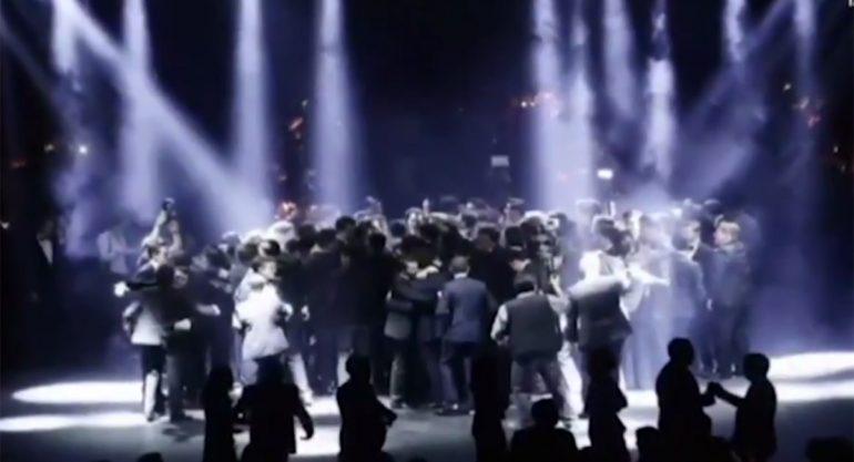 Alumnos del Irlandés y Cumbres protagonizaron pelea en fiesta de graduación