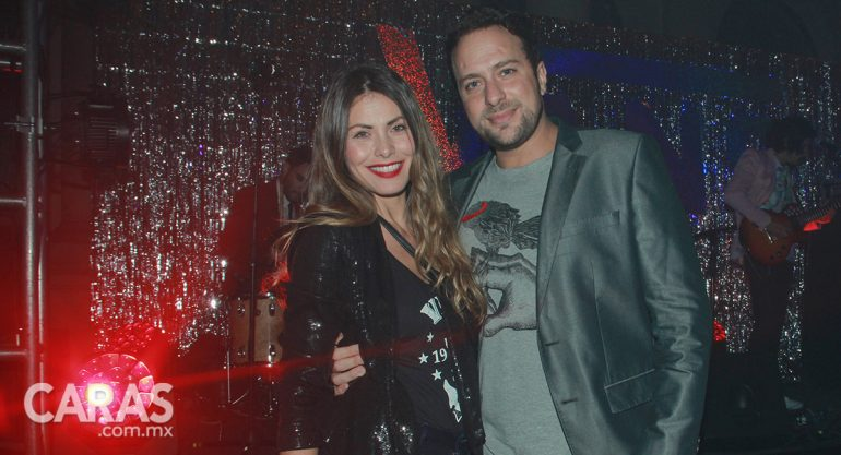 Amanda Rosa y Pablo Mancuso en Vans Prom 66