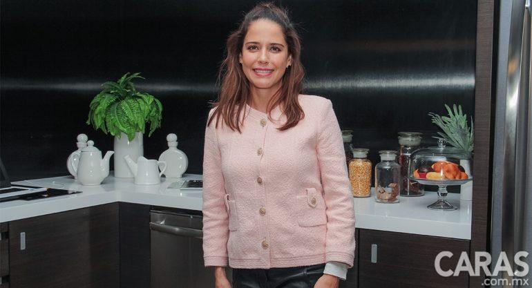 Ana Claudia Talancón en 'Los sabores de la Ciudad de México'
