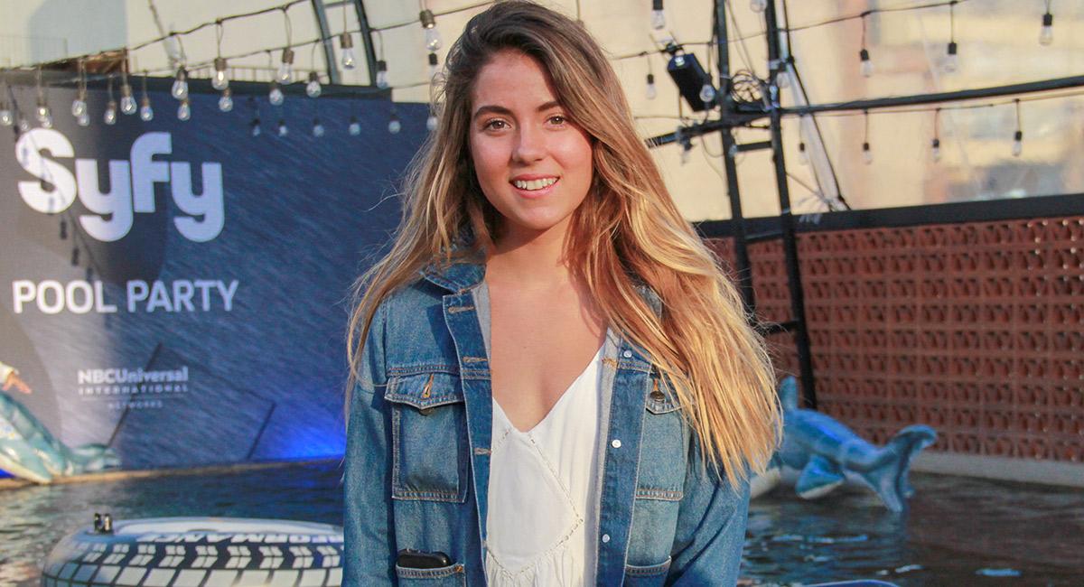 Nalguitas en deportes acuáticos Ana-Laura-Gonz%C3%A1lez-en-la-pool-party-de-Sharknado-5