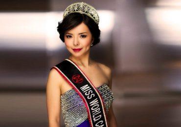 Anastasia Lin podr?a no asistir a Miss Mundo 2015