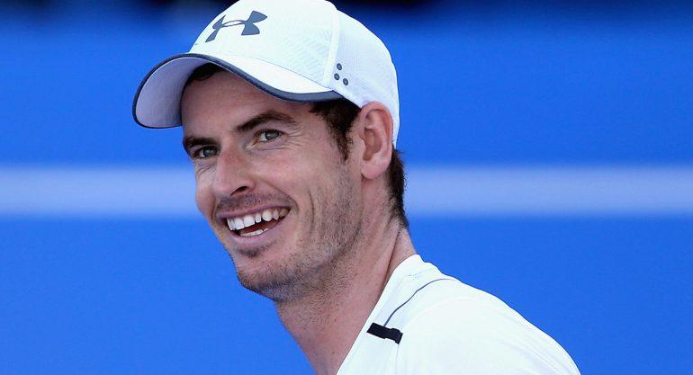 Andy Murray se convirtió en papá por segunda vez