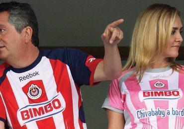 Angélica Fuentes se queda con el control de Grupo Chivas