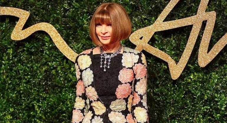 Anna Wintour quiere a Melania Trump en portada de 'Vogue'