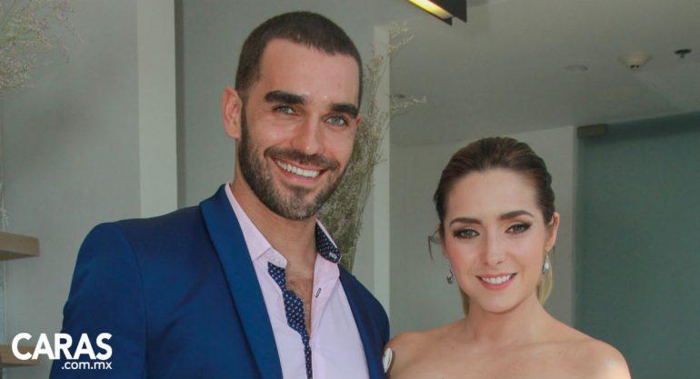 Ariadne Díaz y Marcus Onellas en el Festival de Fragancias y Belleza 2017