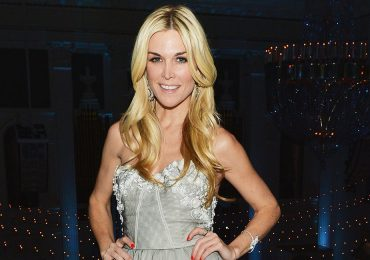 Arrestan a Tinsley Mortimer