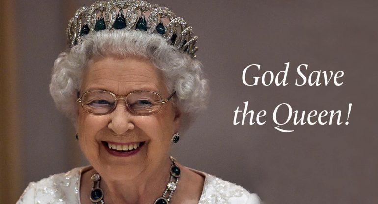 Así celebró la Reina Isabel II su cumpleaños 91