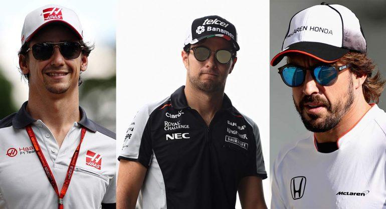 Así eran los pilotos de Fórmula 1 cuando eran niños
