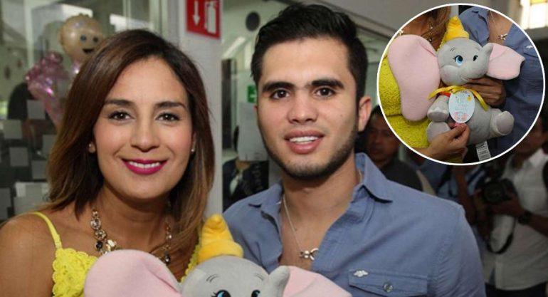 Así fue el baby shower de Paola Espinosa