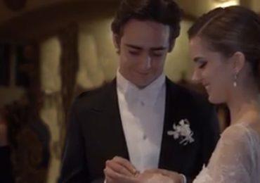 Así fue la boda de Esteban Gutiérrez y Mónica Casán