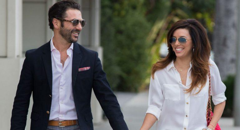 Así fue la boda de Pepe Bastón y Eva Longoria