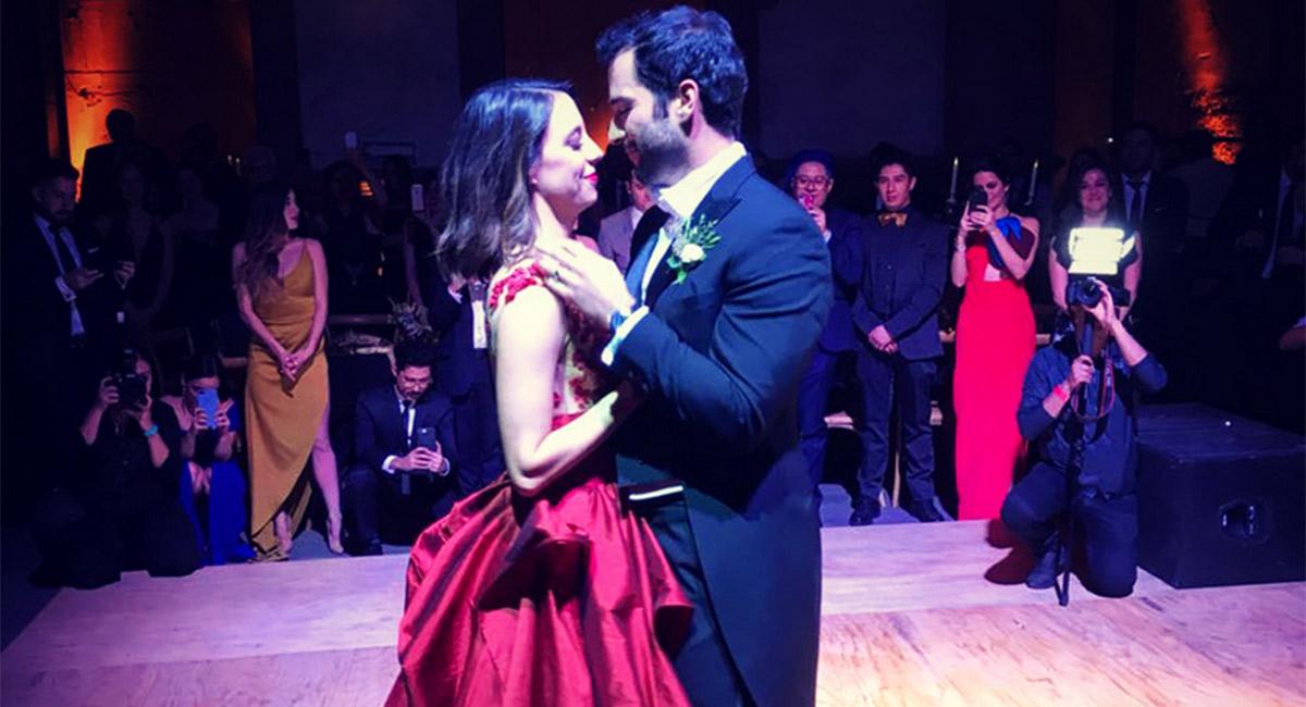 Así fue la boda de Sofía Niño de Rivera