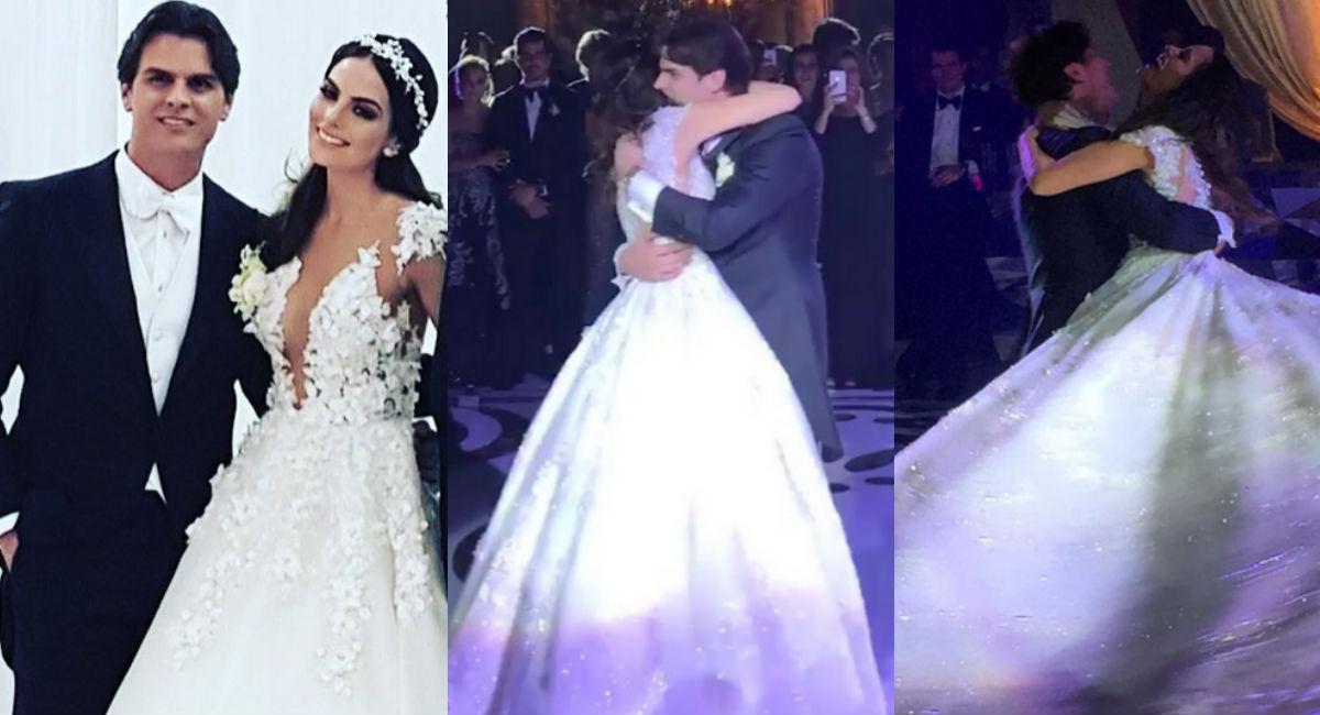 Matrimonio Ximena Navarrete : Así fue la boda de ximena navarrete y juan carlos valladares