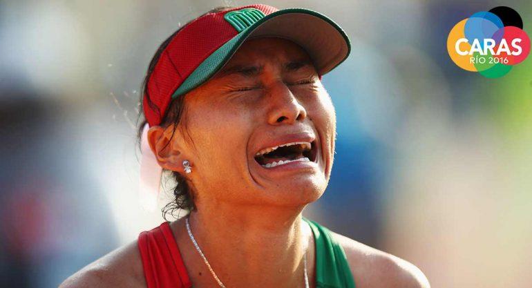 Así fue la carrera que le dio la segunda medalla a México en Río 2016