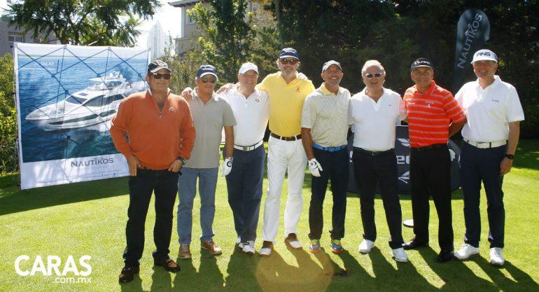 Así se vivió el torneo de golf de Peyrelongue Unifin 2017