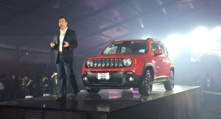 Así se vivió la presentación del nuevo Jeep Renegade 2017