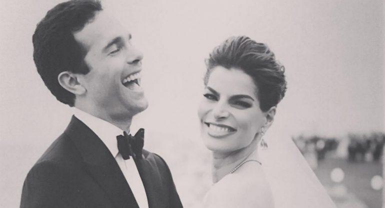 Bárbara Coppel y Alejandro Amaya celebran un año de casados
