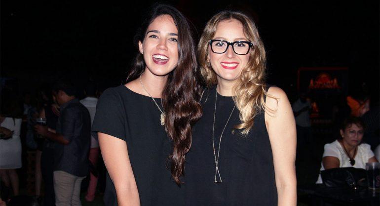 Beatriz Ramos e Irma Solis en Travesía Sol Arcadia