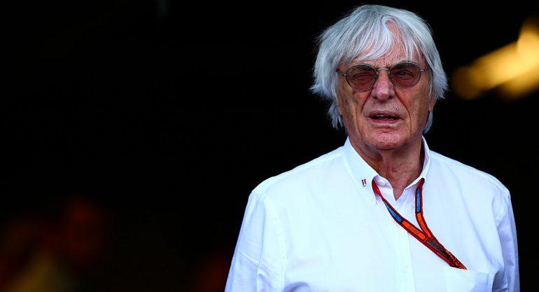 Bernie Ecclestone fue cesado como director de la Fórmula 1