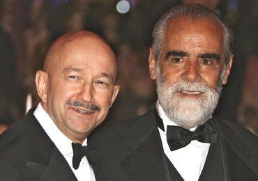 Carlos Salinas de Gortari en el cumpleaños 75 de Diego Fernández de Cevallos